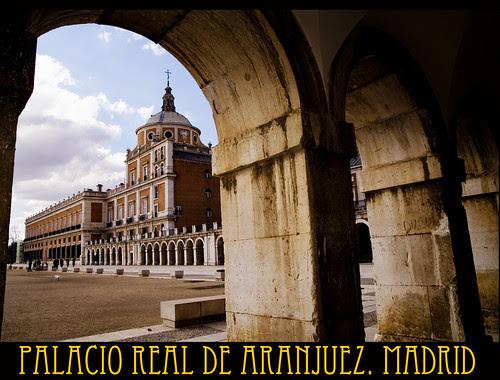 Palacio Real de Aranjuez. Madrid