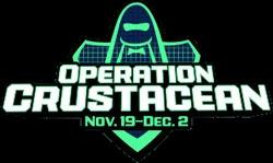 Operation Crustacean logo
