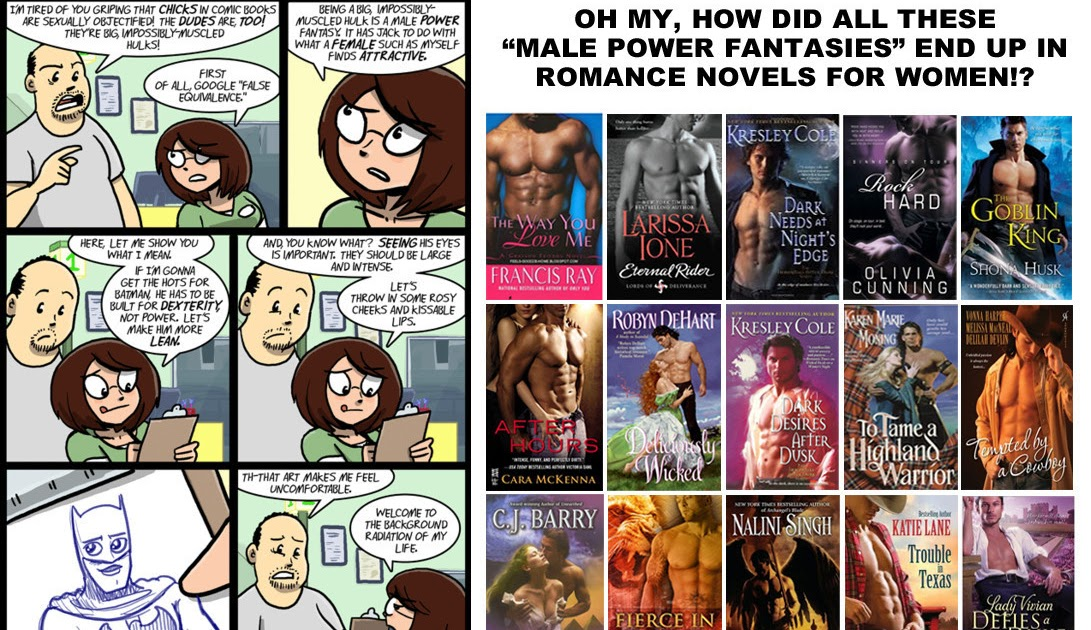 it's all one thing: An internet meme about the female gaze ...