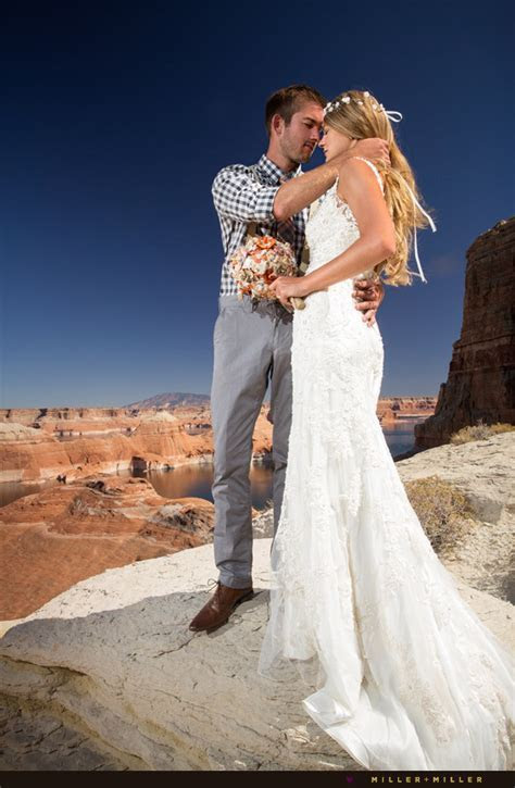 Lake Powell Utah Arizona Wedding Photographs Archives