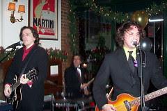 Joe Fortes restaurant, New Year's Eve 2005-2006