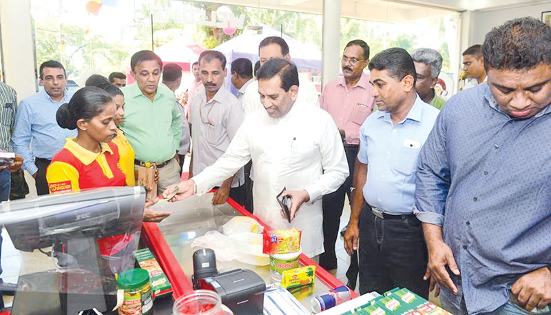 Prices of drugs will reduce if dollar drops: Rajitha