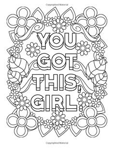 girl power coloring pages at getcolorings  free