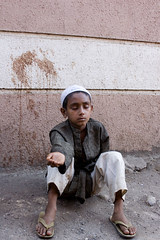 The Muslim Beggar Boy of Bandra Bazar Road is Back After 5 Years by firoze shakir photographerno1