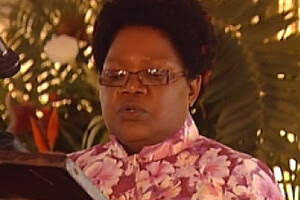 Republic of Zimbabwe Vice President Joice Mujuru. Zimbabwe is building relations with other African, Asian and Latin American states to offset the impact of Western sanctions. by Pan-African News Wire File Photos