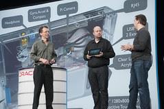 Richard Bair, Jasper Potts and Mark Reinhold, Java Technical Keynote, JavaOne 2013 San Francisco