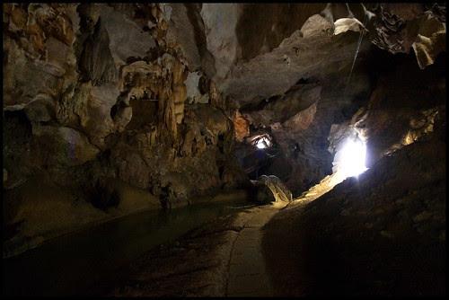 Cave at Wat Thamtapan, Phang Nga