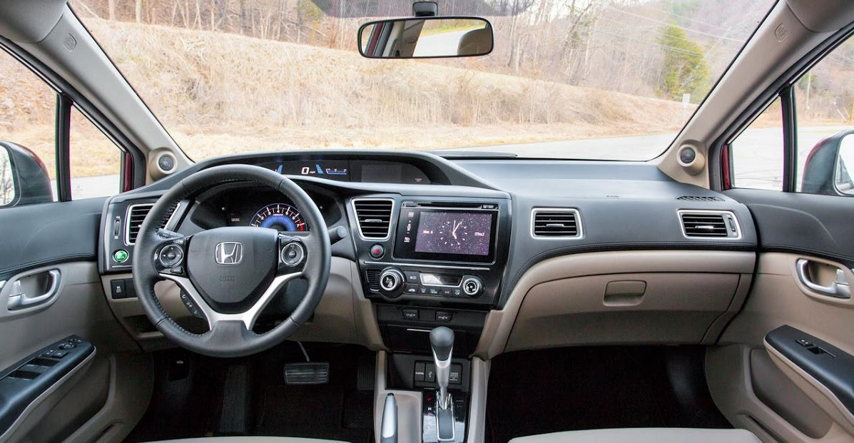 2015 Honda Civic Touring How Can You Go Wrong Rack And Opinion
