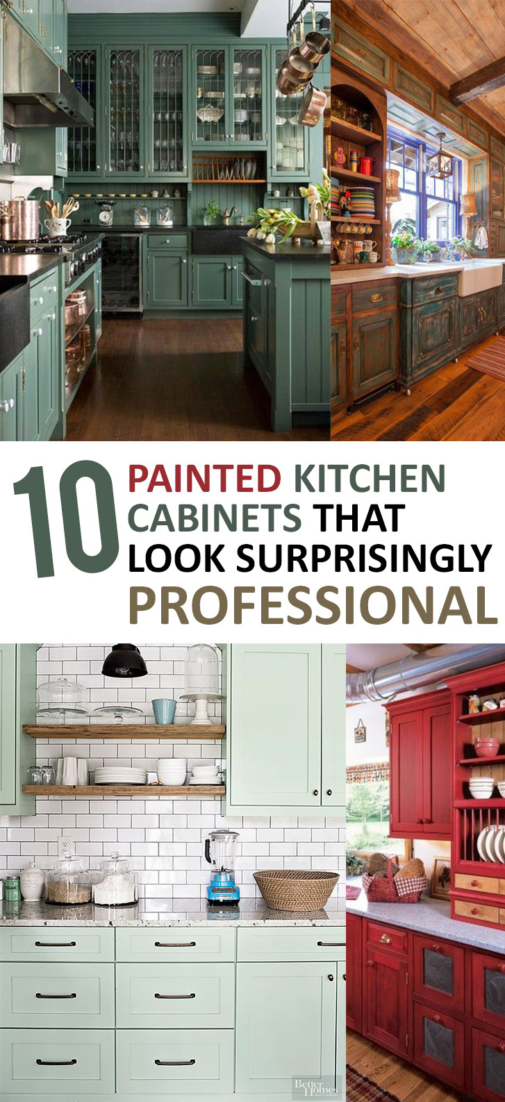 11 DIY Kitchen Cabinets that Look Surprisingly ...
