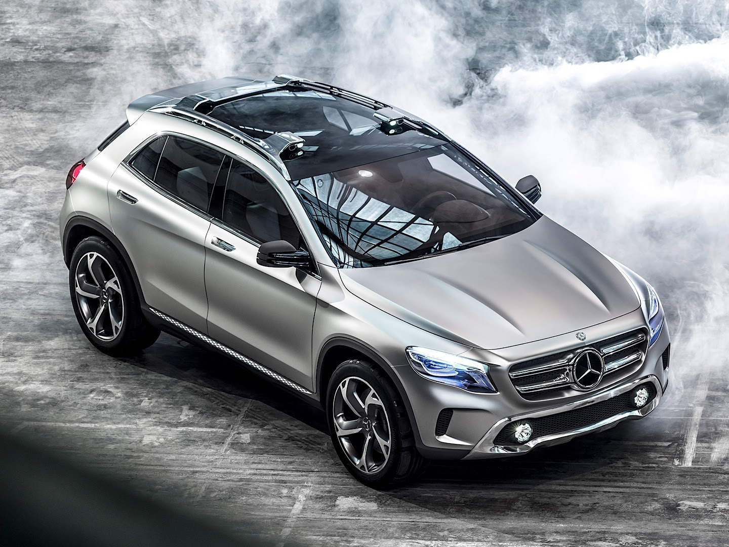 Mercedes-Benz GLA Prices and Release Date Speculations in ...