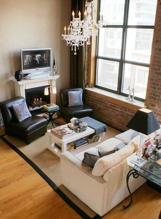 10 Tips For A Small Living Room Decoholic