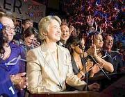 Il neo-sindaco di Houston Annise Parker (Ap)