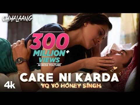 Care Ni Karda Lyrics - Chhalaang - Yo Yo Honey Singh