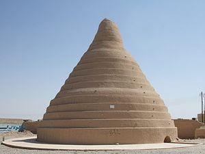 English: Yakhchal of Yazd province