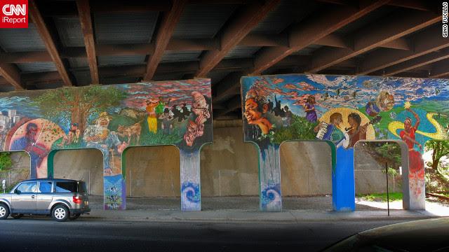 From Graffiti To Galleries Street Vs Public Art Cnn Com
