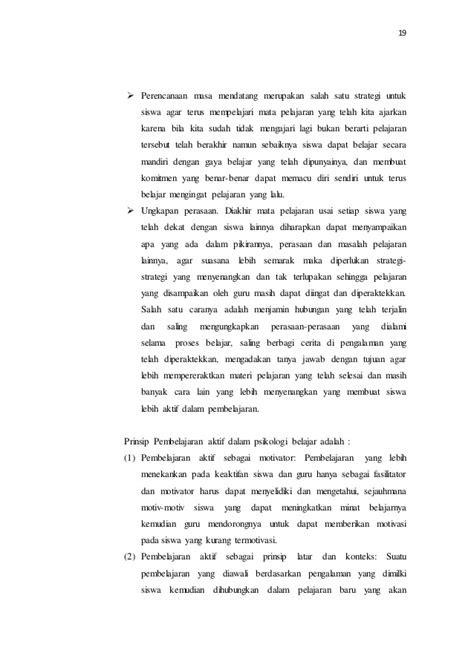 Revisi MAKALAH penggunaan metode dalam pembelajaran dan