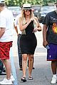 khloe kardashian tristan step out for date night 03