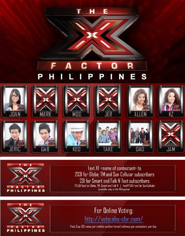 X Factor Philippines Live Performance