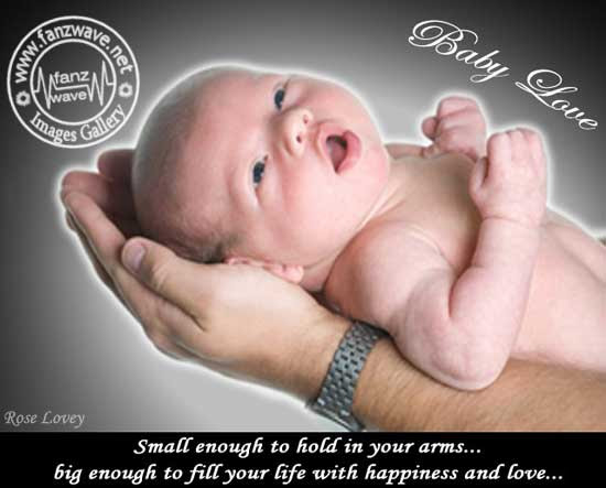 Small Enough To Hold In Your Arms Big Enough To Fill Your Life With