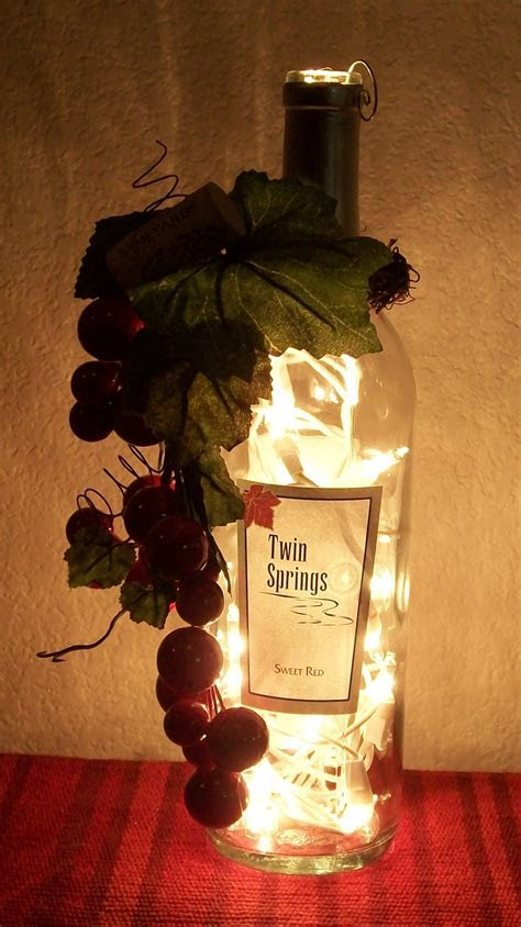 perfect  wine decor
