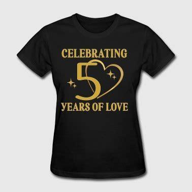 Shop Wedding Anniversary T Shirts online   Spreadshirt