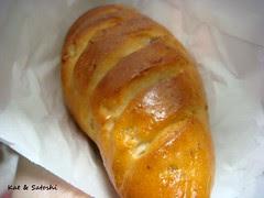 Walnut Bread @ SammyPooh