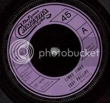 Eddy Phillips - Limbo Jimbo
