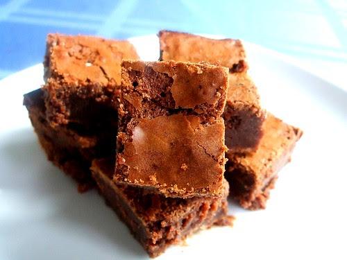 brownies — oh my god brownies
