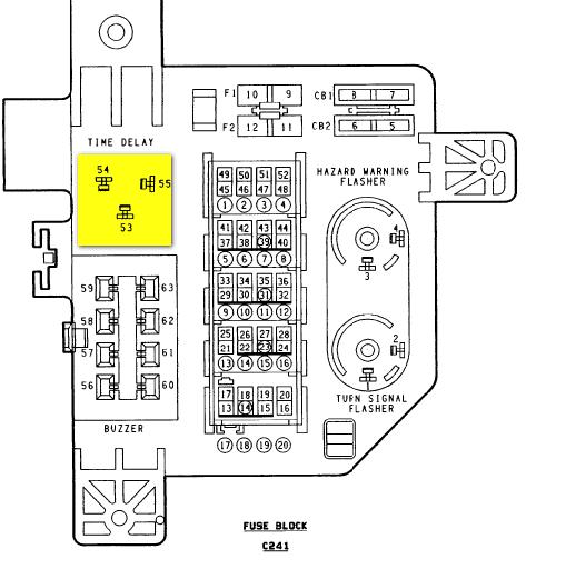 2000 Chevy Express 3500 Starter Diagram