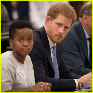 Prince Harry Continues Mission to Raise HIV Awareness Like Mom Princess Diana