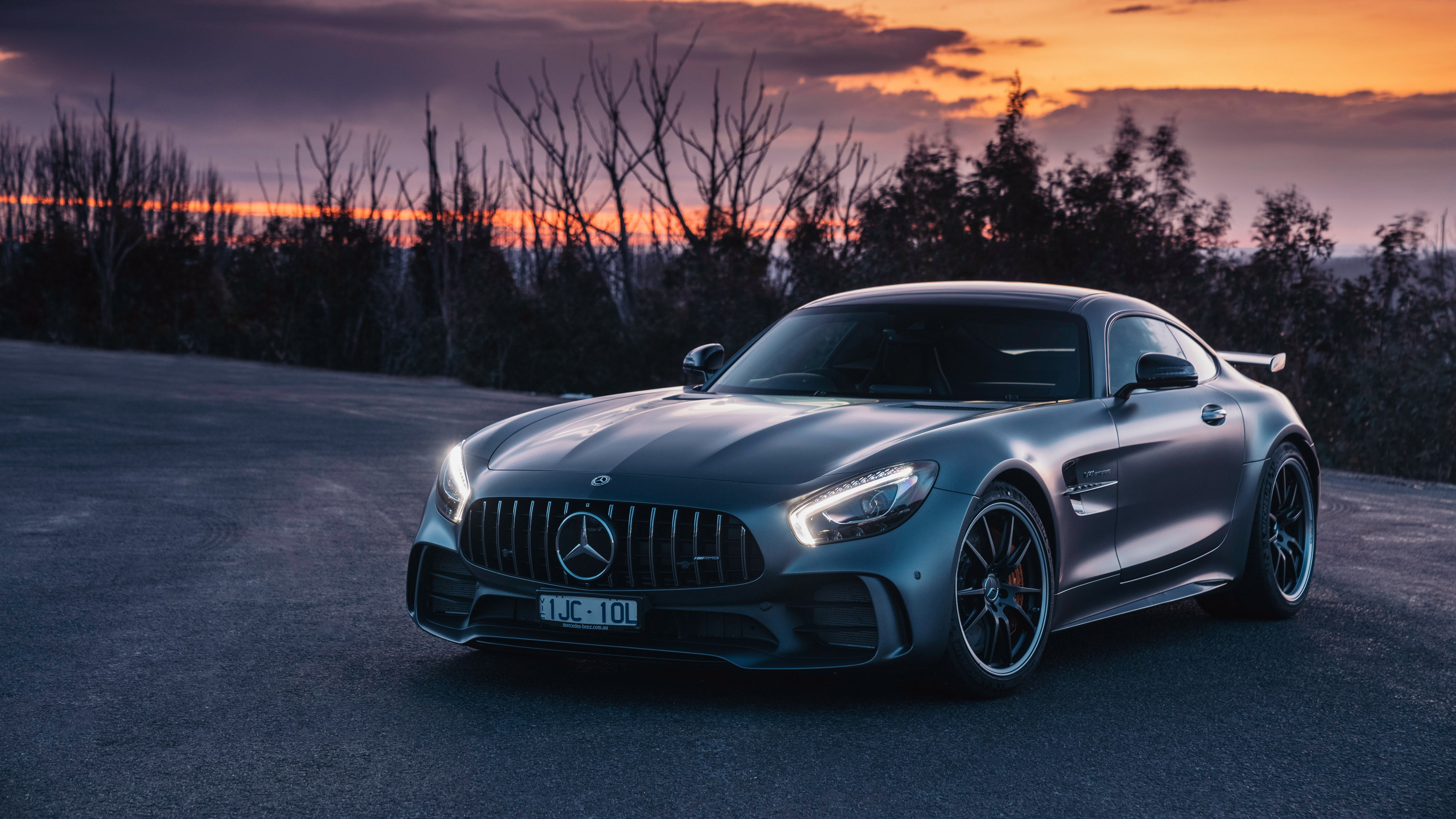 AMG GTR Mercedes Benz 2018, HD Cars, 4k Wallpapers, Images ...