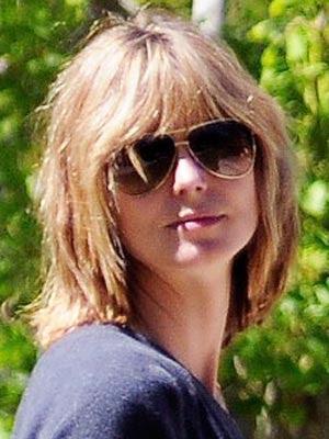 Heidi Klums Neue Niedrigere Wartung Frisur