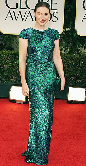 Kelly Macdonald - Golden Globes