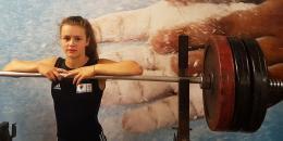 L'haltérophilie c'est atypique pour une femme mais j'aime ce sport