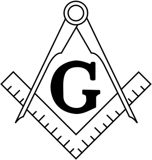 The Square and Compasses. The symbols employed...