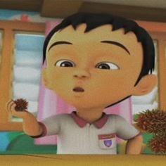 Wallpaper Ccp Upin Ipin Doraemon