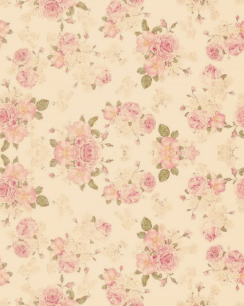 Vintage Flower Wallpaper Tumblr Sf Wallpaper