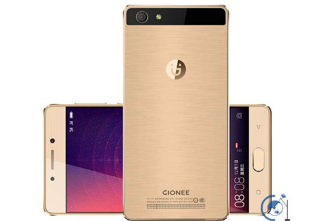 Gionee Steel 2 with 4000mAh Battery, Fingerprint Sensor Launched