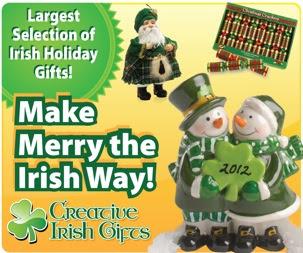 Make Merry the Irish Way!