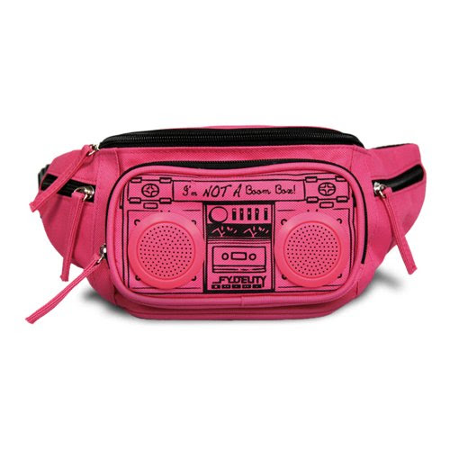 Fydelity Sport Boom Box Bum Bag