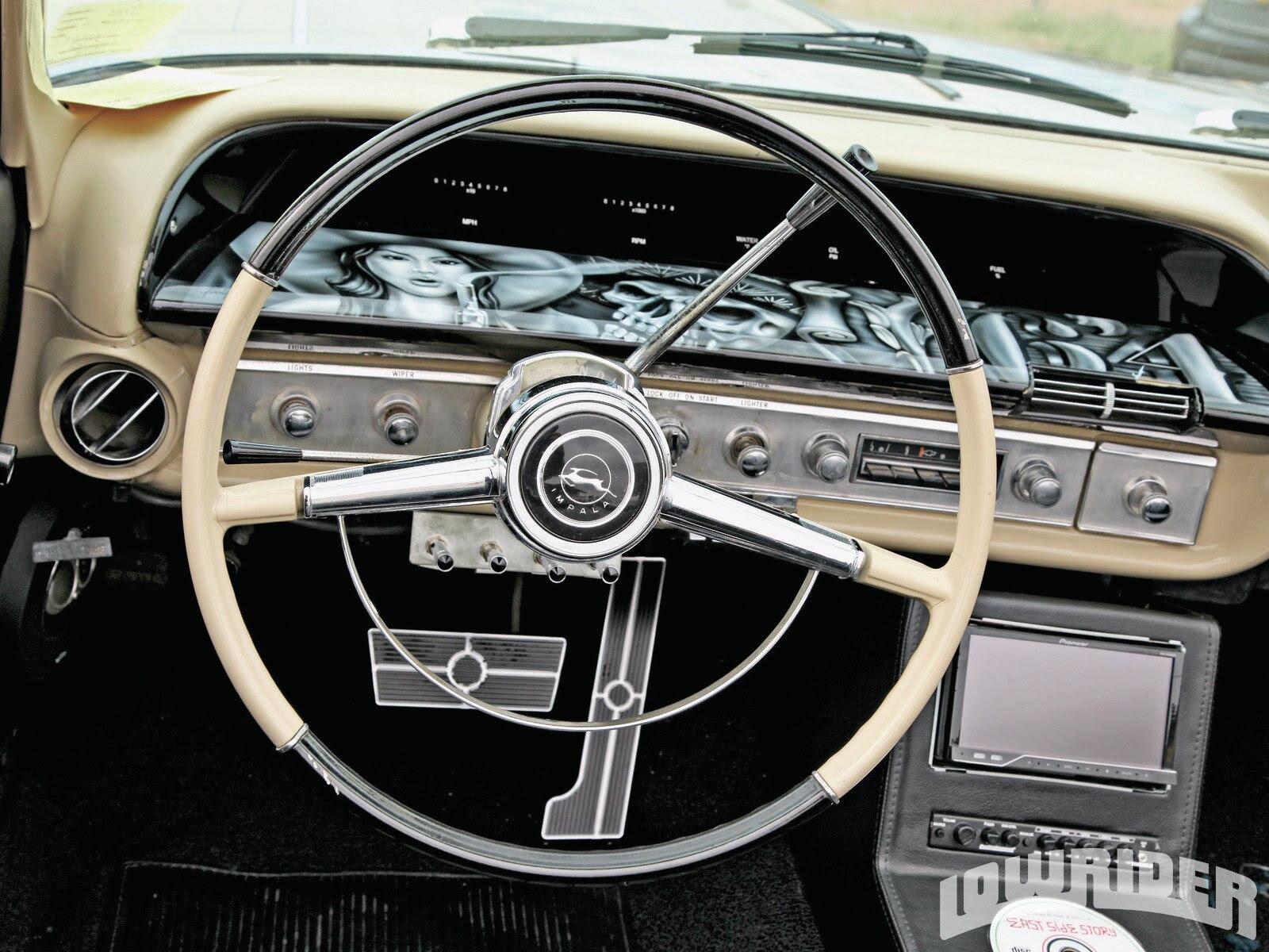 1964 Chevrolet Impala Lowrider Magazine
