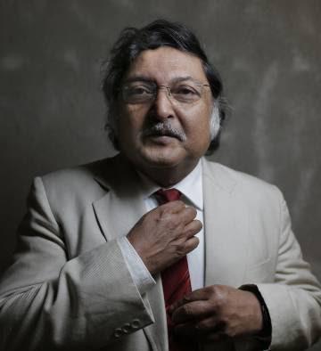 Sugata Mitra.