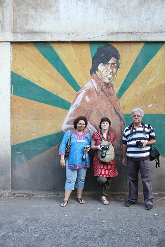 Facebook Fans of Mr Amitabh Bachchan..And The Wall by firoze shakir photographerno1