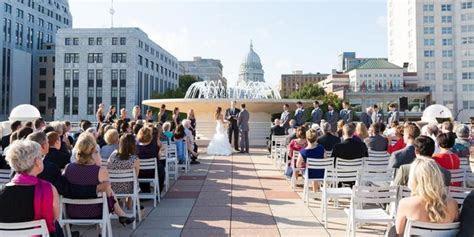 Monona Terrace Community and Convention Center Weddings