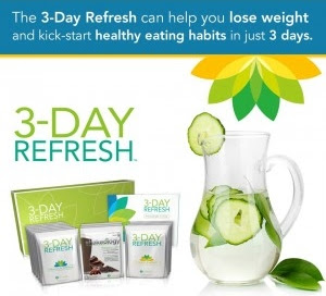 3 Day Refresh Support and Accountability to change your lifestyle