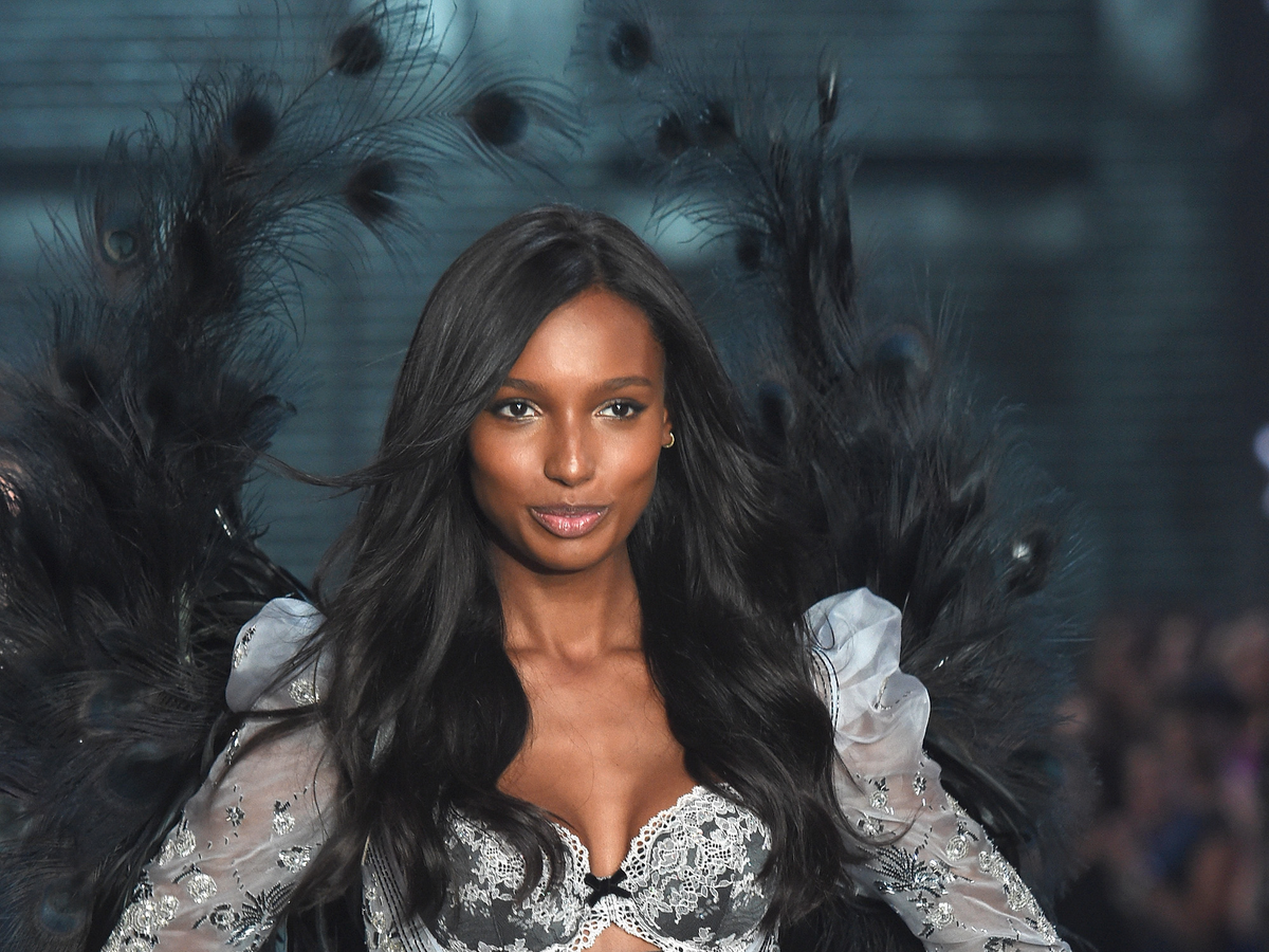 Jasmine Tookes is also an Angel.