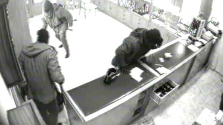La Guardia Civil detiene a una organización  muy violenta y peligrosa dedicada a cometer atracos