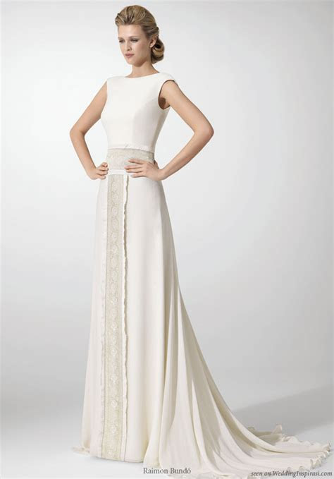 Raimon Bundó Wedding Dresses   Wedding Inspirasi