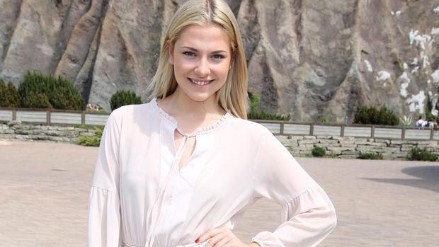 Gzsz Star Valentina Pahde Solo Und Glücklich