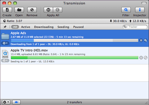 utorrent, qbittorrent, bitcomet, deluge, transmision, torrent, aplicaciones gratuitas, descargas